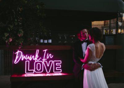 drunk in love neon sig